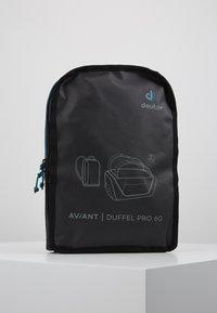 Deuter - AVIANT DUFFEL PRO 60 - Sports bag - black - 7