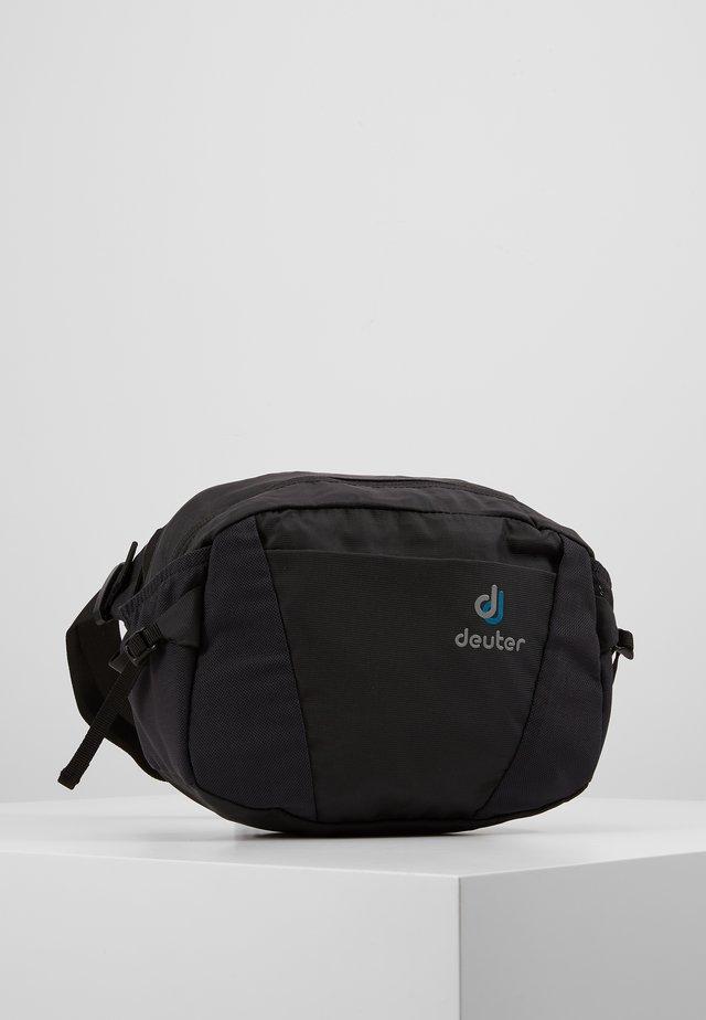TRAVEL BELT - Bæltetasker - black