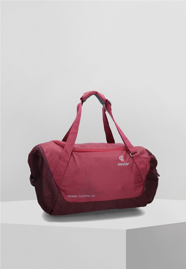 AVIANT DUFFEL 50 - Sporttasche - red