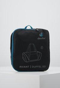 Deuter - AVIANT DUFFEL 50 - Sportovní taška - black - 5
