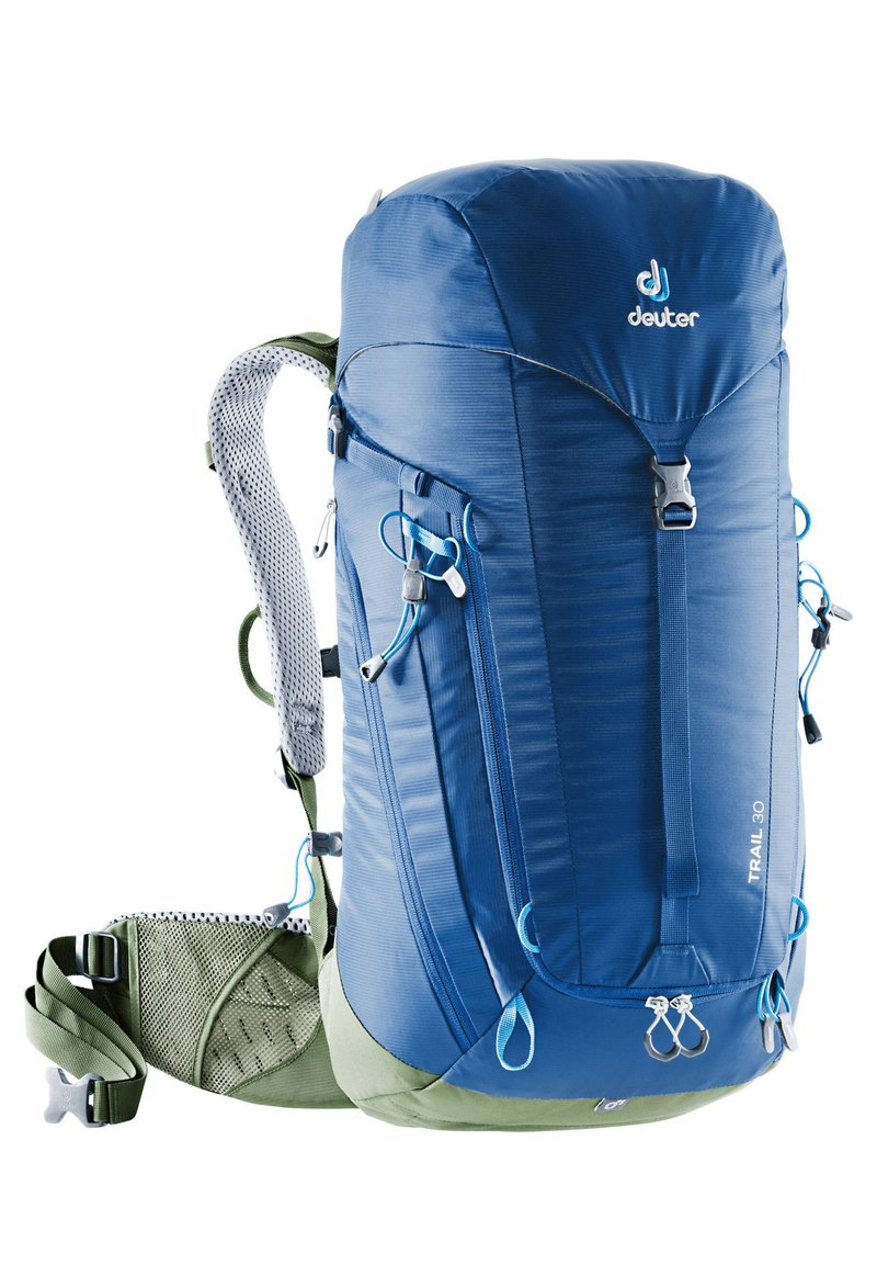 Deuter - TRAIL - Hiking rucksack - Blue