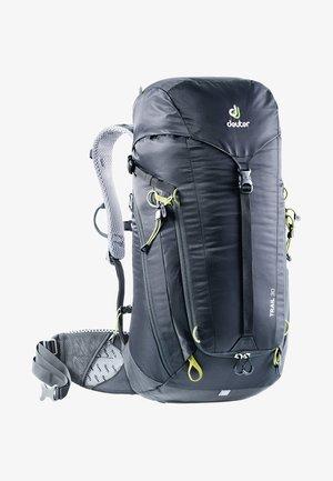 TRAIL - Hiking rucksack - black