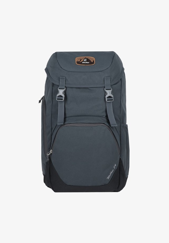 WALKER  - Backpack - graphite-black