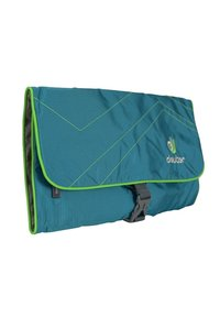 Deuter - WASH BAG II - Wash bag - petrol/kiwi - 1
