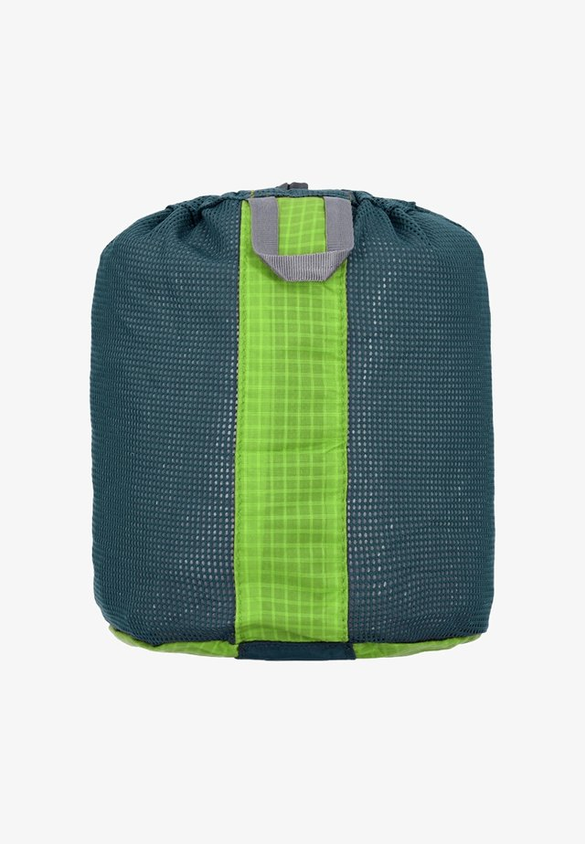 Suit bag - green
