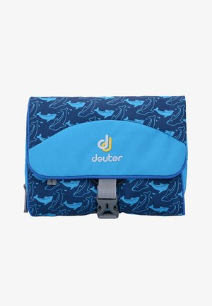 Wash bag - blue