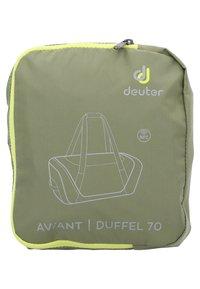 Deuter - Weekend bag - khaki-ivy - 6