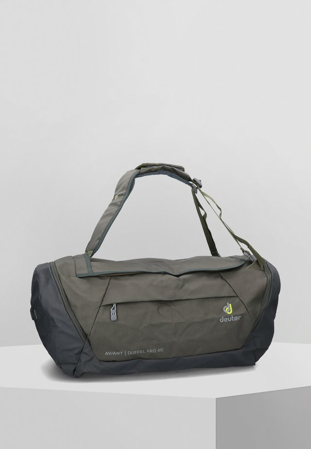 Weekend bag - khaki