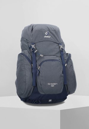 GRÖDEN 32 - Backpack - graphite-navy