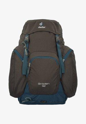 GRÖDEN 32 - Backpack - brown