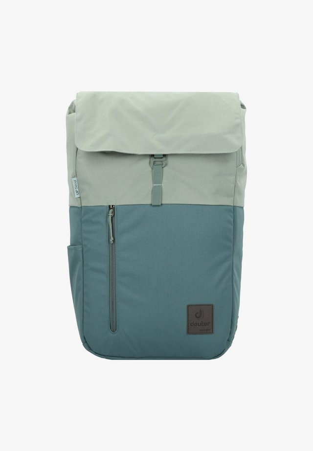 UP SEOUL - Rucksack - teal-sage