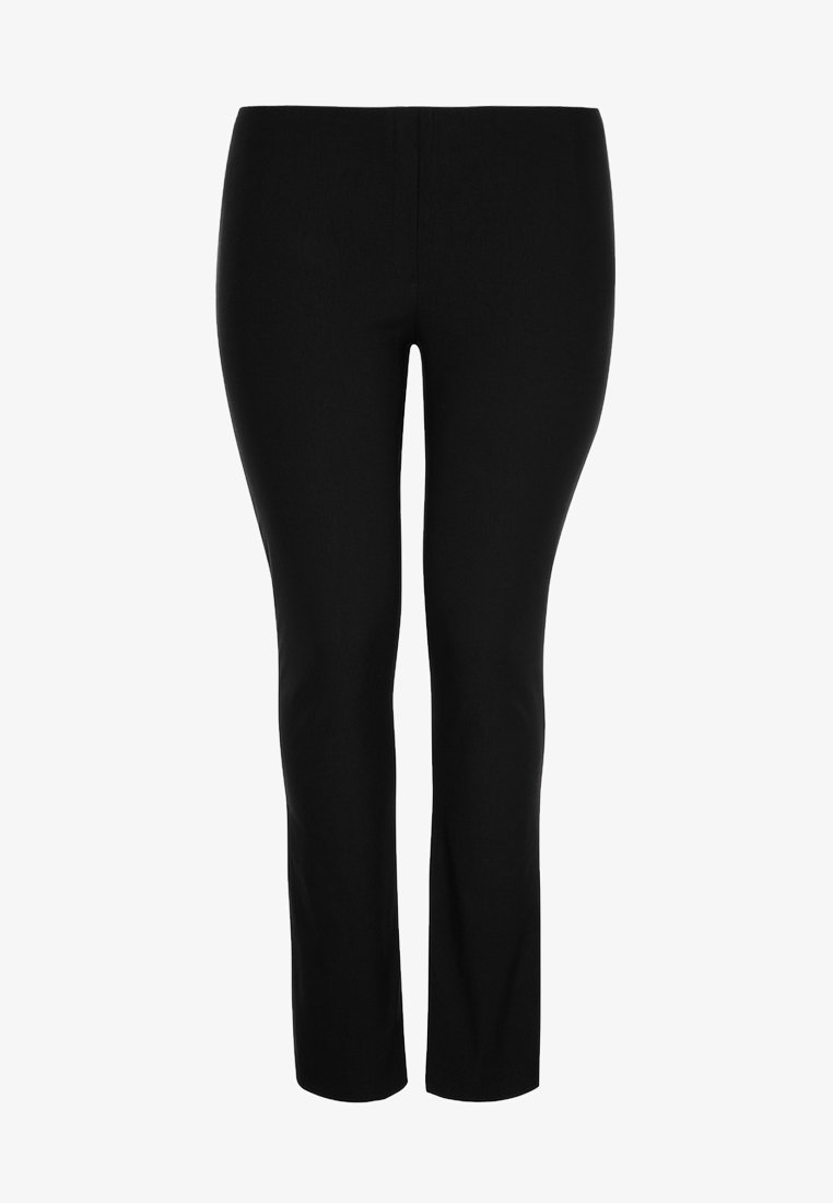 DORIS STREICH - Trousers - black