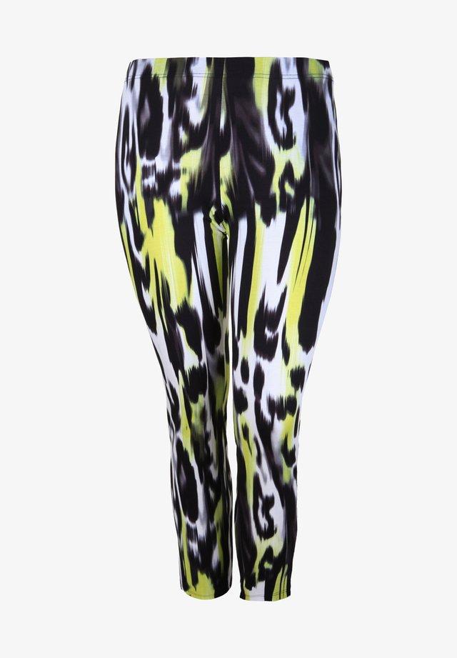 Leggings - Hosen - neon yellow