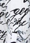 DORIS STREICH - MIT WORDING-PRINT - Blouse - off-white