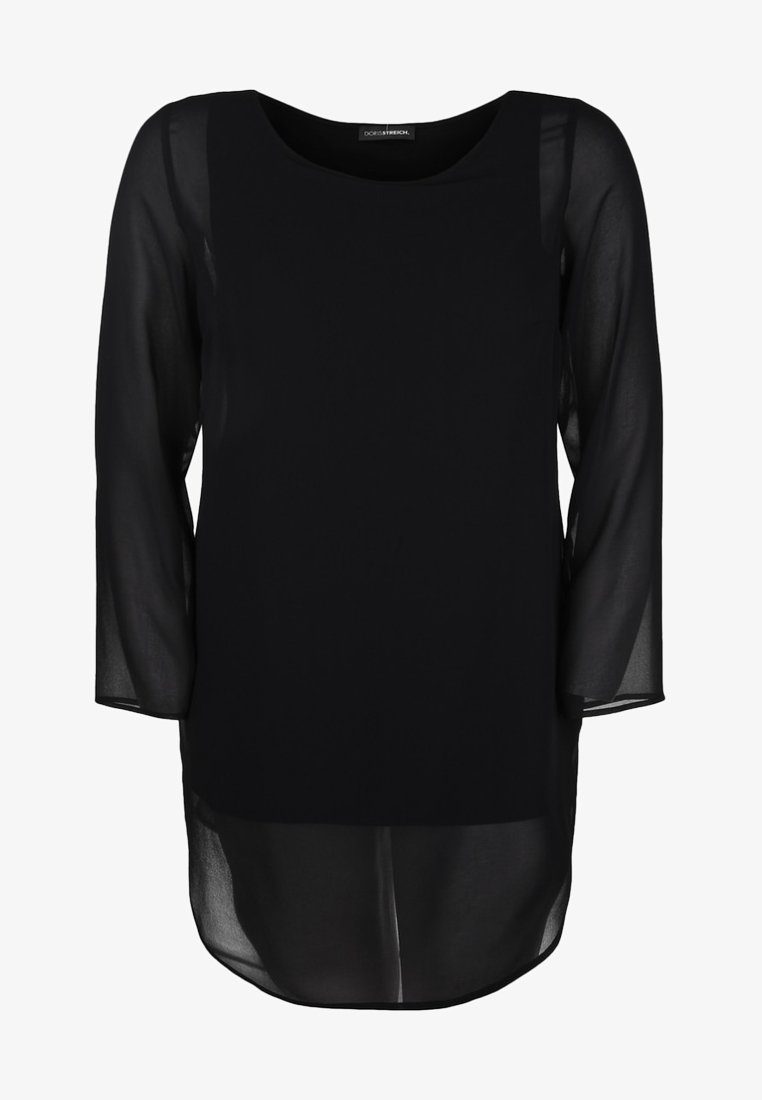 DORIS STREICH - Blouse - black