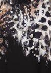 DORIS STREICH - MIT PRINT - Blouse - black