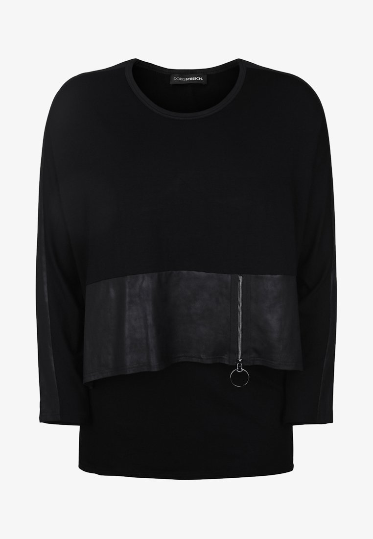 DORIS STREICH - Tunic - black