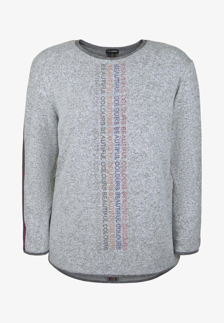 DORIS STREICH - Langarmshirt - light grey