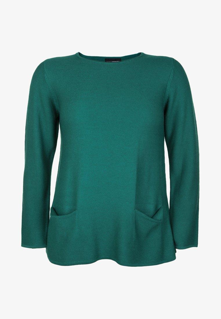 DORIS STREICH - MIT TASCHEN - Maglione - emerald