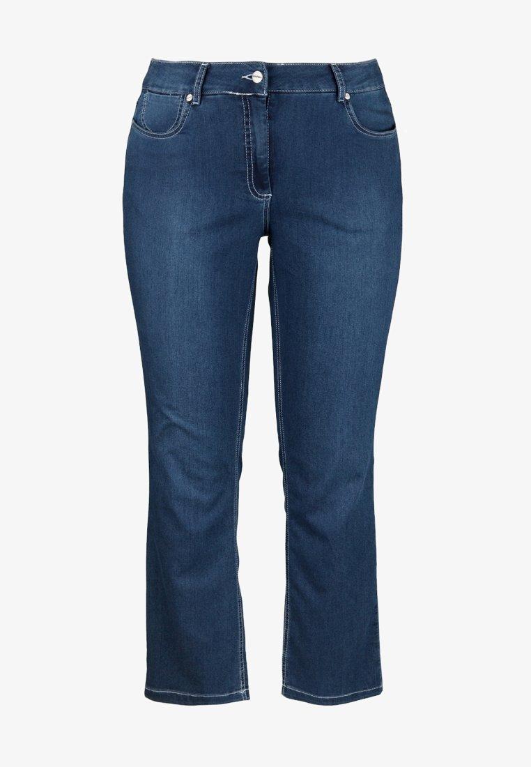 DORIS STREICH - Jean bootcut - blue
