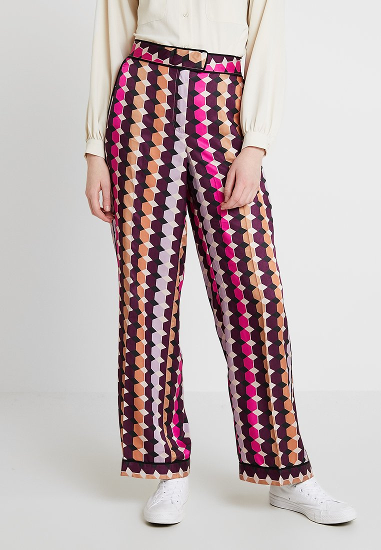 DAY Birger et Mikkelsen - LOTUS - Trousers - think pink