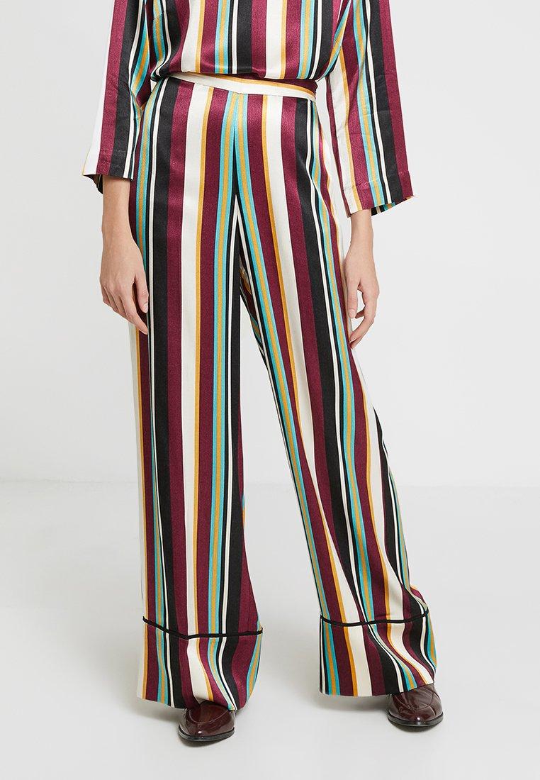 DAY Birger et Mikkelsen - TRILLIUM - Trousers - multi-coloured