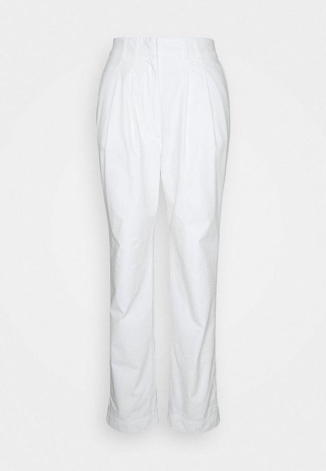 CASUAL - Bukser - white fog
