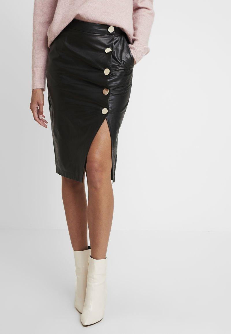 DAY Birger et Mikkelsen - DAY DERI - Falda de tubo - black