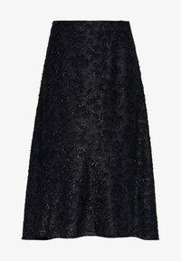 DAY Birger et Mikkelsen - DAY START AGAIN - A-line skirt - navy blazer - 3