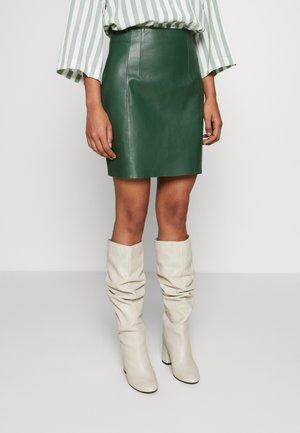DAY FRESH - Mini skirt - greener pastures