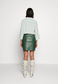 DAY Birger et Mikkelsen - DAY FRESH - Mini skirt - greener pastures - 2
