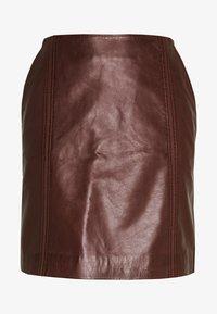 DAY Birger et Mikkelsen - BALDIZI - A-line skirt - bean - 3
