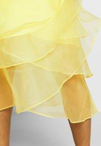 DAY Birger et Mikkelsen - DAY FAIRY - A-line skirt - sulphur - 6