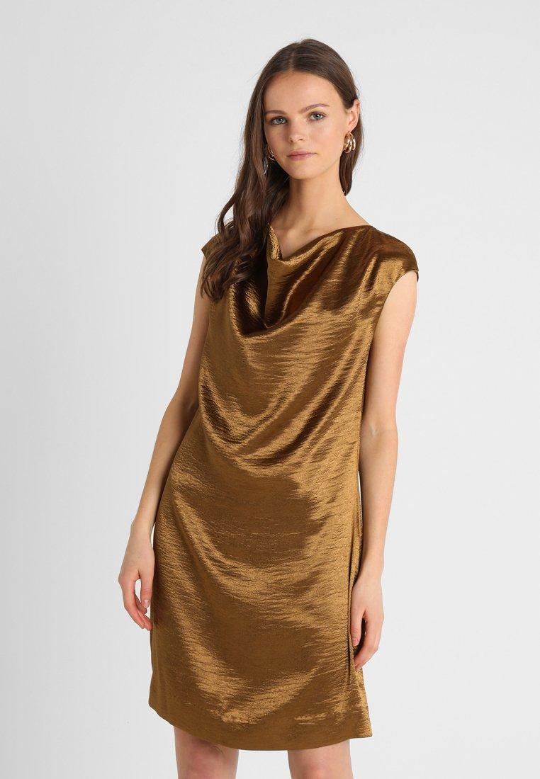 DAY Birger et Mikkelsen - Cocktailkleid/festliches Kleid − gold