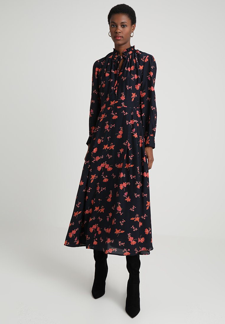 DAY Birger et Mikkelsen - FALL - Maxi dress - sky captain