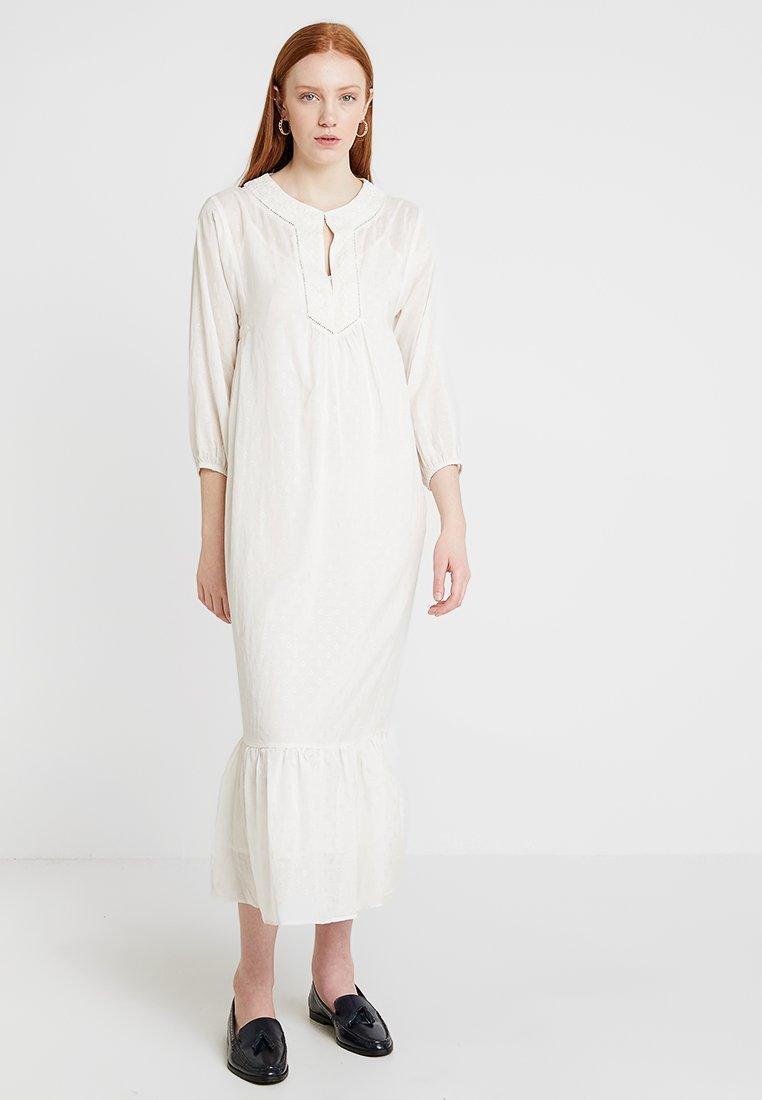 DAY Birger et Mikkelsen - DAY ANEMONE - Maxi dress - ivory shade