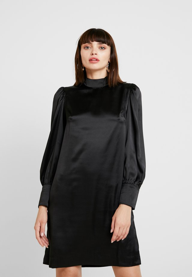 MACERA SOLID - Day dress - black