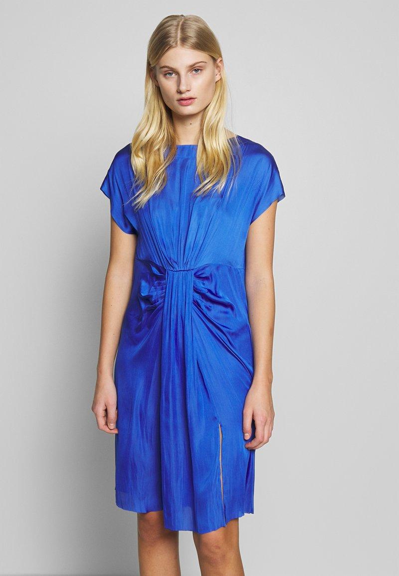 DAY Birger et Mikkelsen - DAY LAKE - Day dress - blue