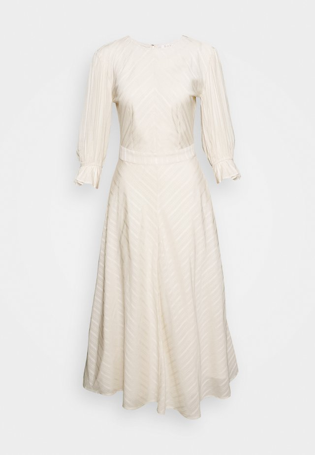 WITTY - Day dress - ivory