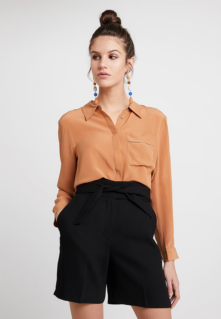 DAY Birger et Mikkelsen - DAY FAN - Button-down blouse - toasted nut