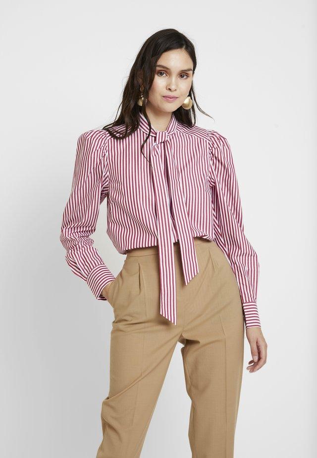 MEYVE - Camicia - rossetto
