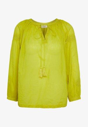 DAY ESPRESSO - Bluser - mustard yellow
