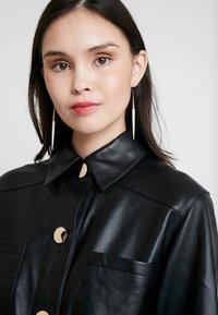 DAY Birger et Mikkelsen - SCILLA - Leather jacket - black - 3
