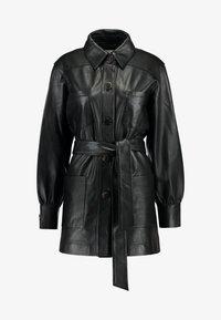 DAY Birger et Mikkelsen - SCILLA - Leather jacket - black - 4