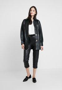 DAY Birger et Mikkelsen - SCILLA - Leather jacket - black - 1