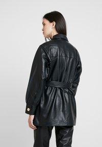 DAY Birger et Mikkelsen - SCILLA - Leather jacket - black - 2