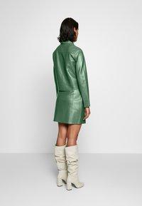 DAY Birger et Mikkelsen - DAY FRESH - Leather jacket - greener pastures - 2
