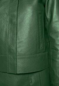 DAY Birger et Mikkelsen - DAY FRESH - Leather jacket - greener pastures - 5