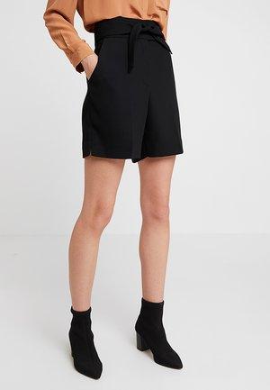 CLASSIC GABARDINE - Shorts - black