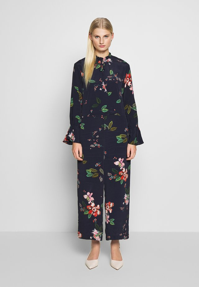 BOUQUET - Jumpsuit - navy blazer